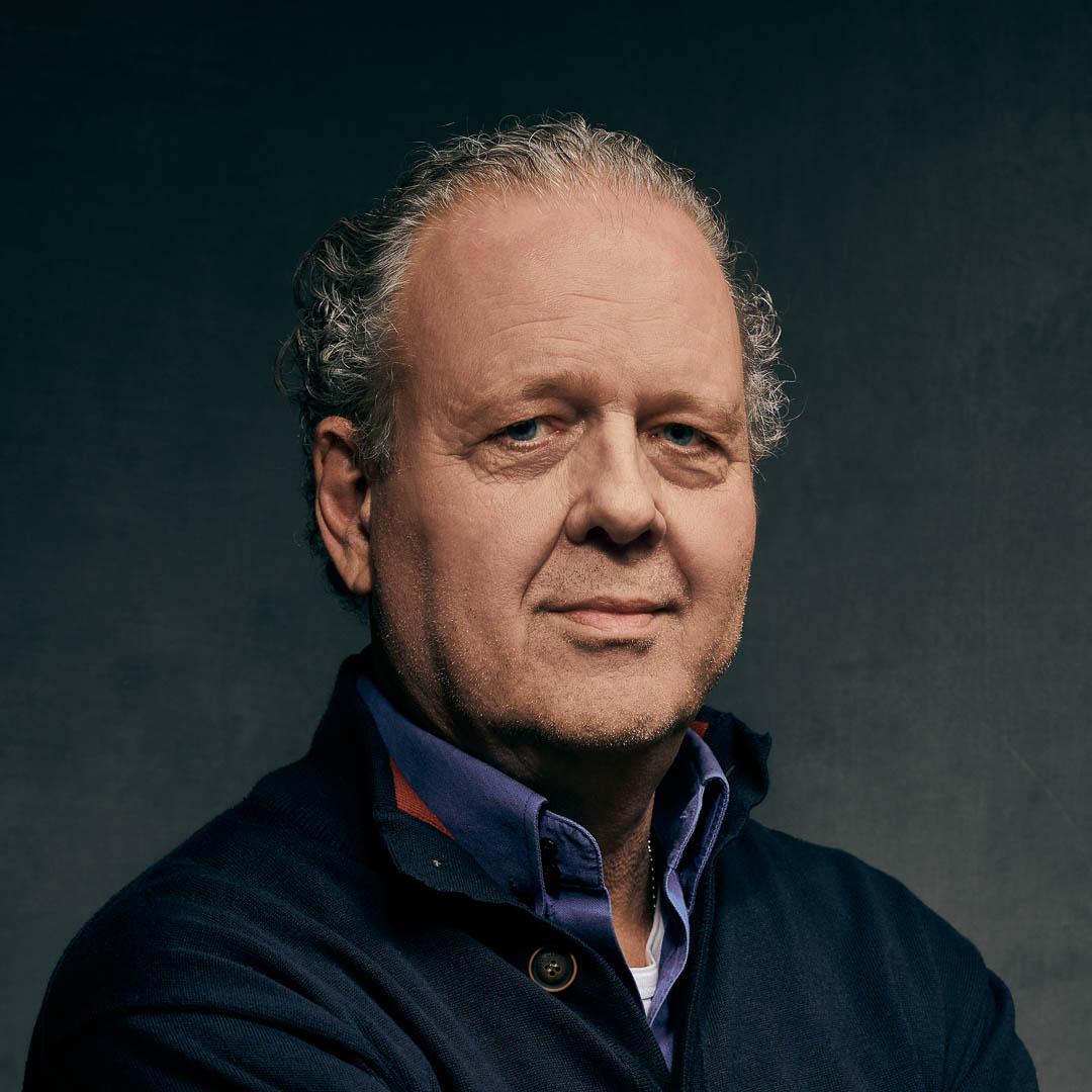 portret van Martijn van Bree