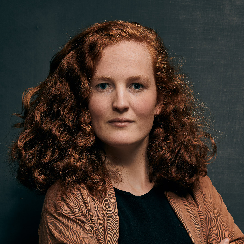 Portret van Rosa Pelser.