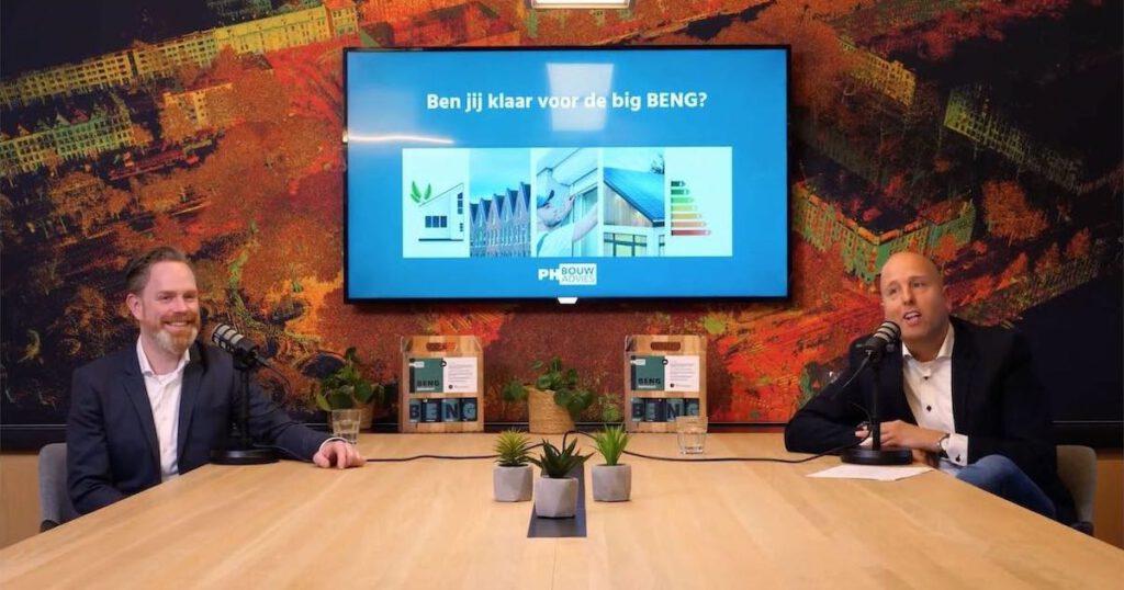 Joost Hartman en Paul Bier delen kennis over de BENG in webinar - PH-Bouwadvies