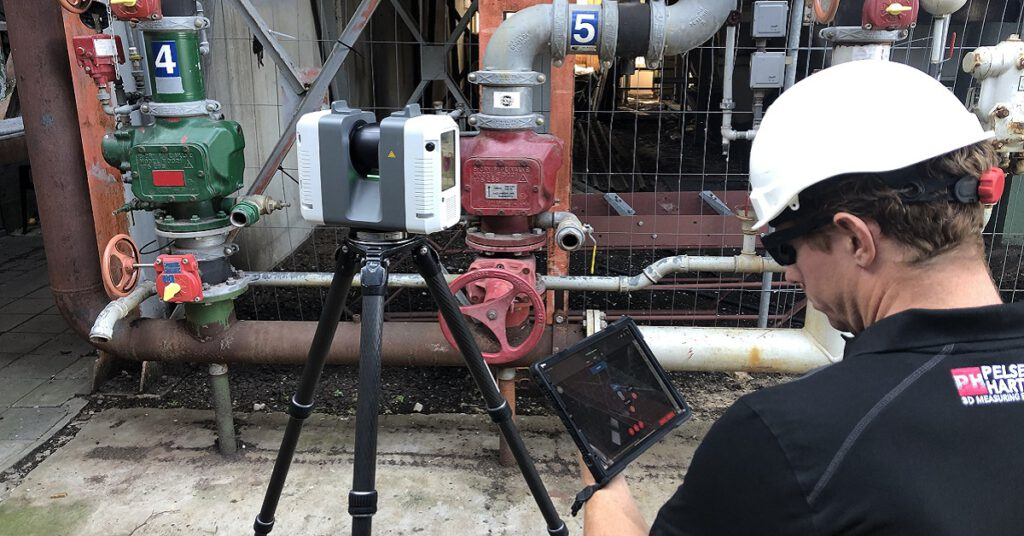 Vacature 3D Laserscanspecialist (32-40 uur)
