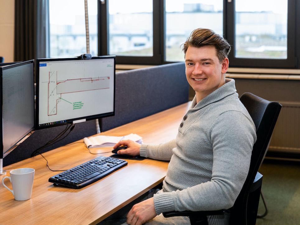 Berend Coppens van PelserHartman vertelt over zijn professionele groei, een project waar hij erg trots op is en heldert een misverstand op.